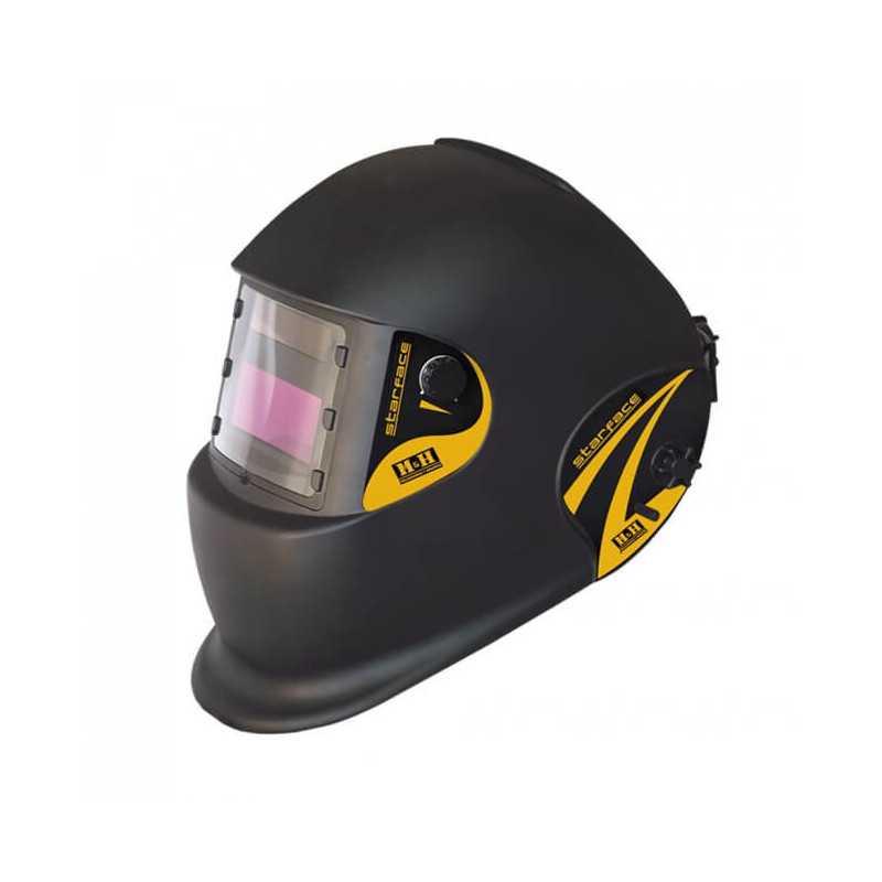 Máscara para soldar Fotosensible MyH Starface