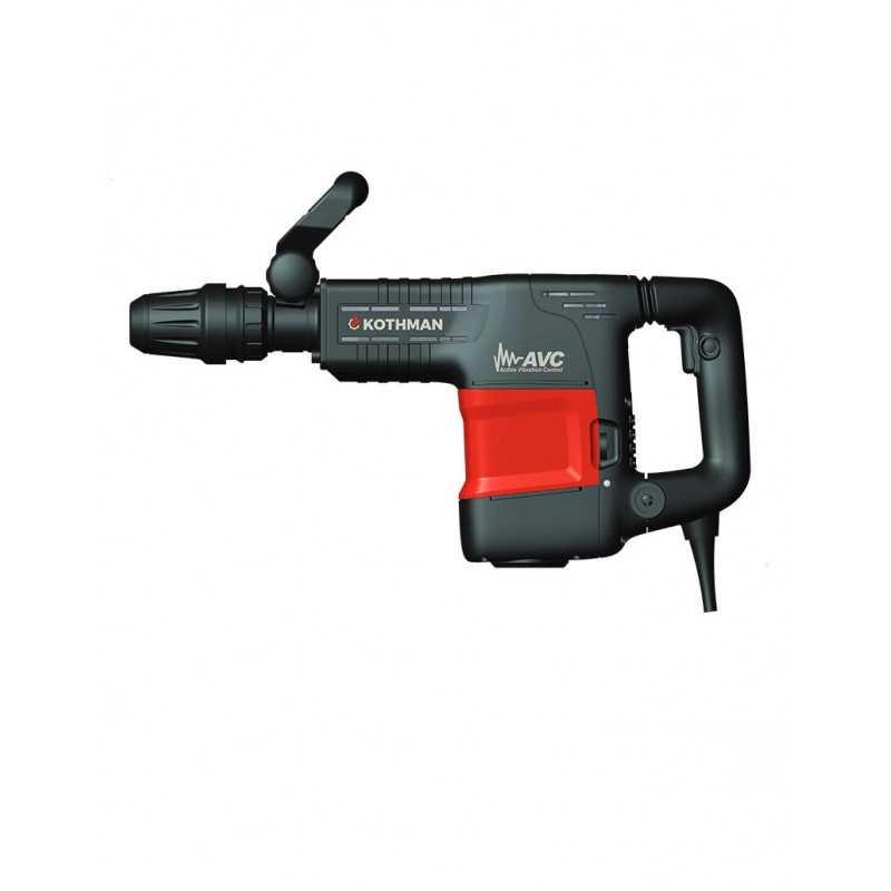 Demoledor SDS-MAX 1500W Kothman HK25