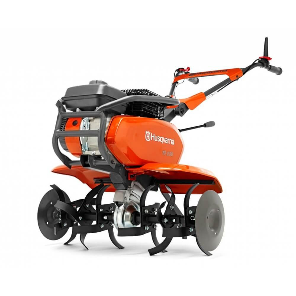 Motocultivador a Gasolina 4.6 HP TF230 Husqvarna 967 0078-01