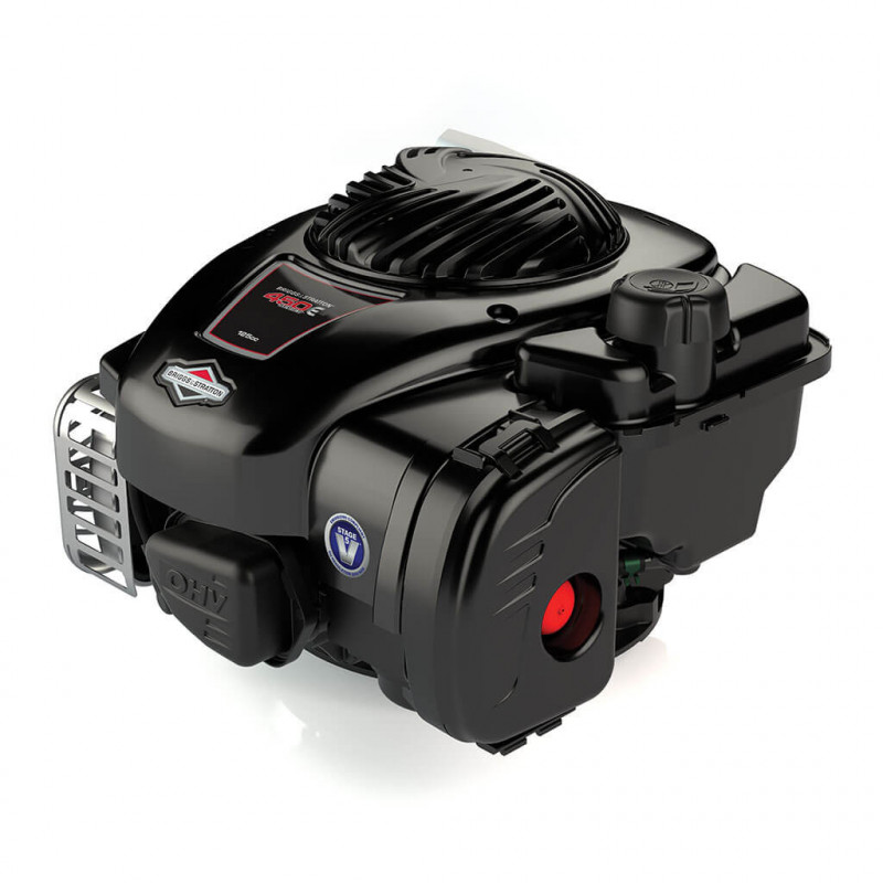 Motor a Gasolina 125cc 450E Series Eje Vertical Briggs & Stratton 08P5020031H1