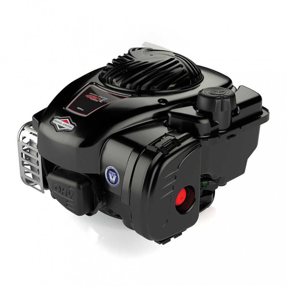 Motor a Gasolina 140 cc 500E Series Eje Vertical Corto Briggs & Stratton 09P6020068H1