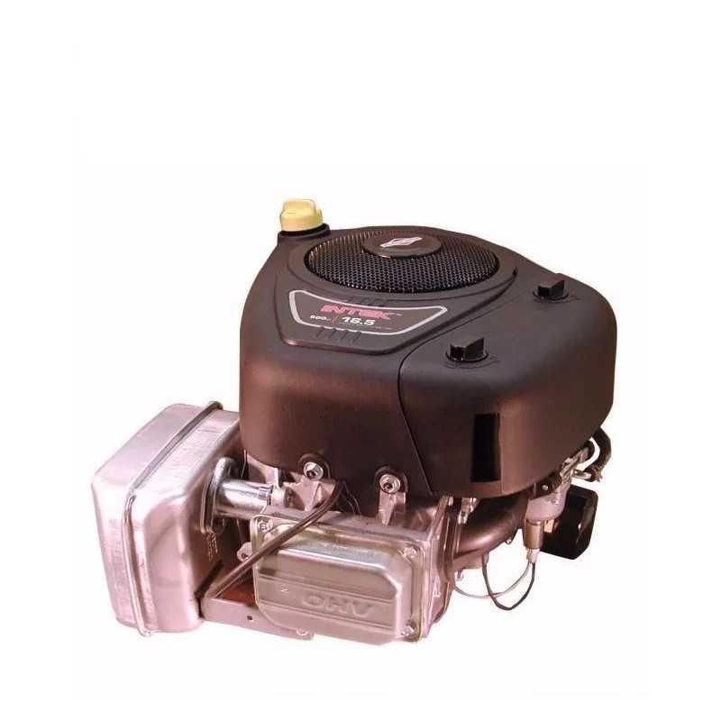 Motor a Gasolina 16.5 HP Intek Eje Vertical Briggs & Stratton 31R8770018B1