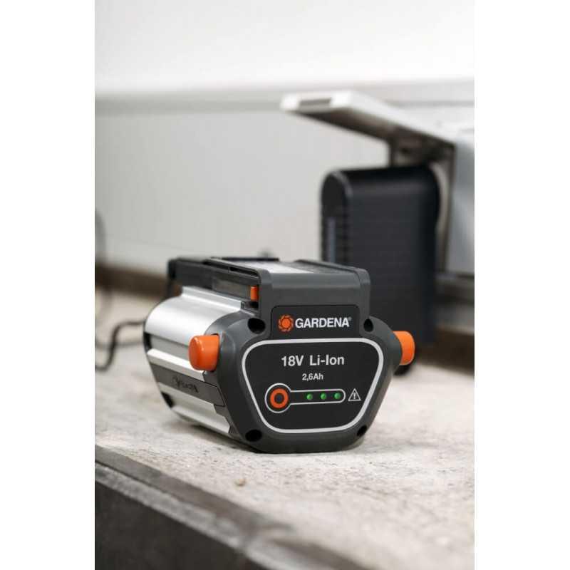 Batería 2.6 Ah BLI-18 Gardena 09839-20