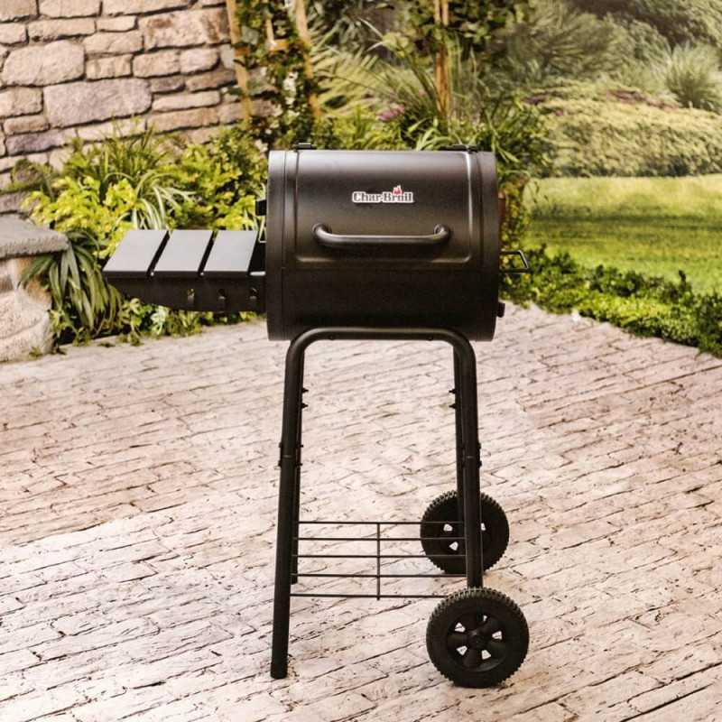 Parrilla a carbón American Gourmet 225 CHAR-BROIL 17302054