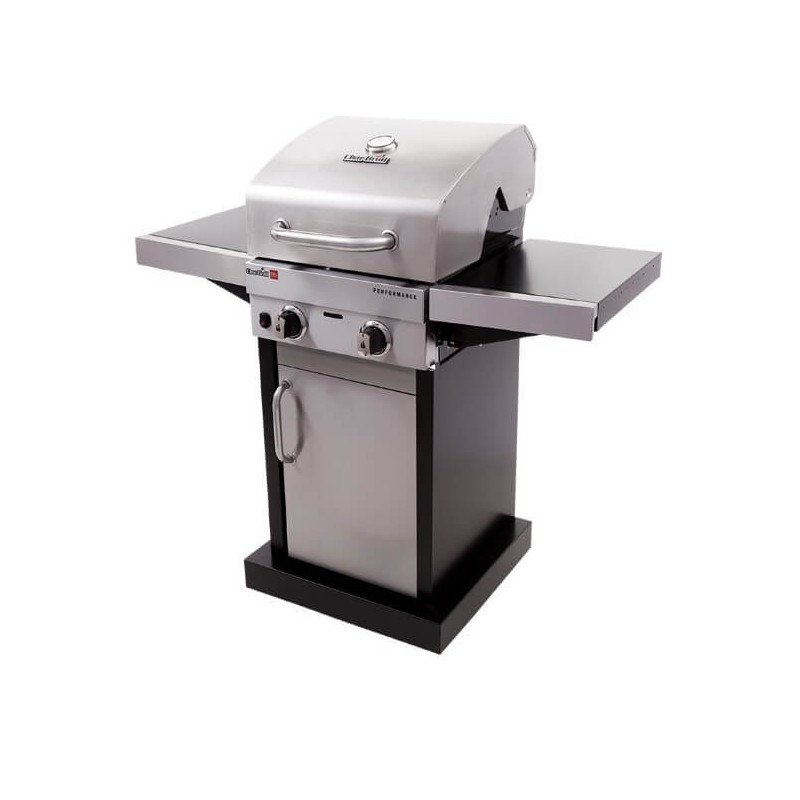 Parrilla a Gas Performance 2 Quemadores Tru-Infrared CHAR-BROIL 467100217