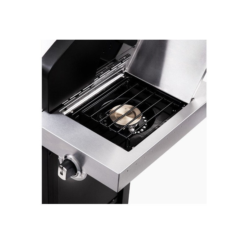 Parrilla a Gas Signature 3 QuemadoresTru-Infrared 3000 CHAR-BROIL 467700217