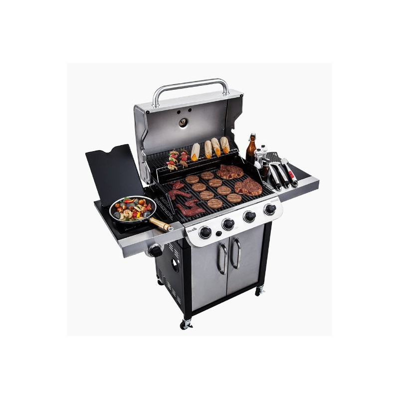 Parrilla a gas Performance 4 Quemadores CHAR-BROIL 467720417