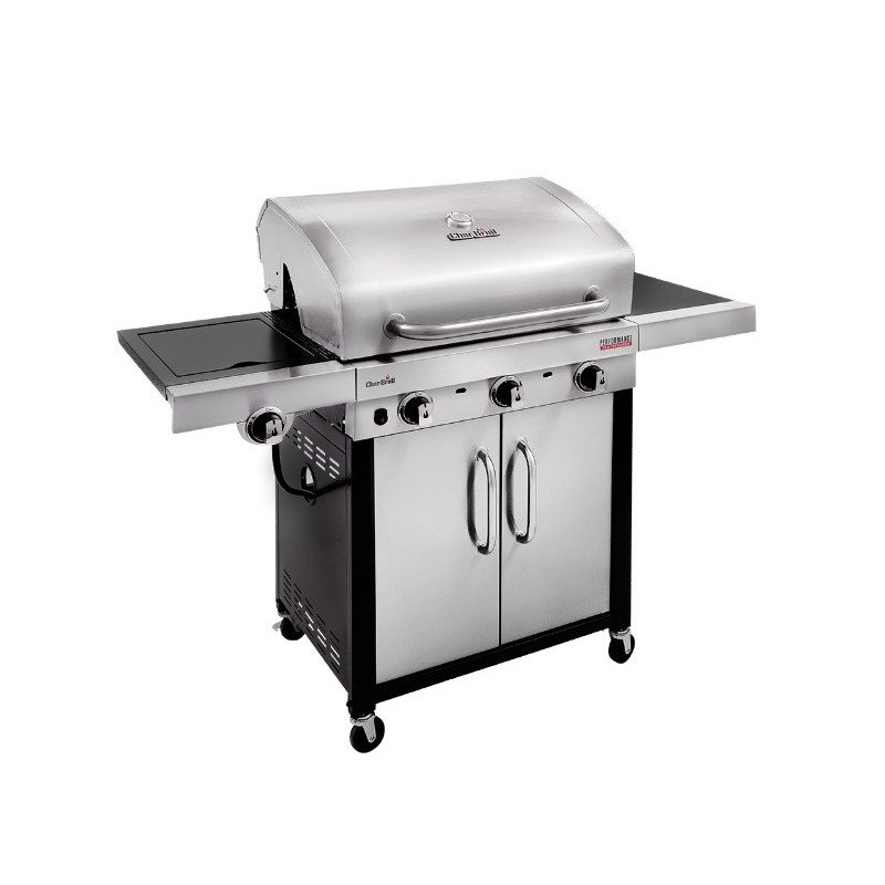 Parrilla a gas Performance 3 Quemadores Tru-Infrared CHAR-BROIL 467750017