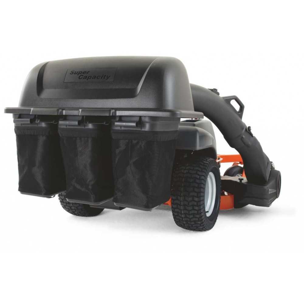 Recolector Para Tractor Giro Zero RZ5424 - Z254 3 BINS Husqvarna 592 6208-01