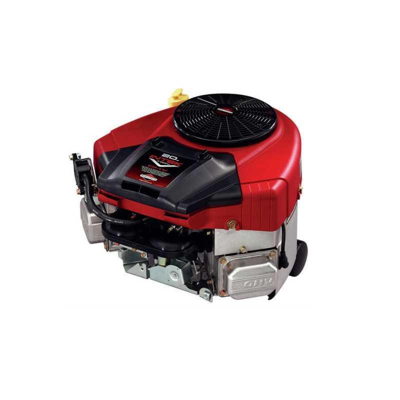 Motor 20 HP Intek Eje Vertical Briggs & Stratton 40R8770021B1
