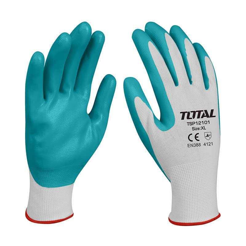 Guantes Palmaflex Talla XL Total Tools TSP12101