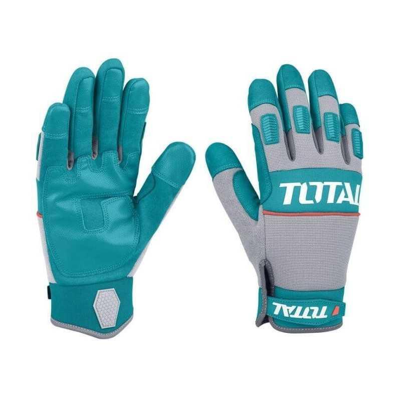 Guantes Mecánico Talla XL Total Tools TSP1806-XL