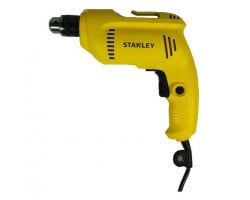 "Taladro de Rotacion 3/8"" 550 Watts Velocidad Variable Stanley STDR5510"
