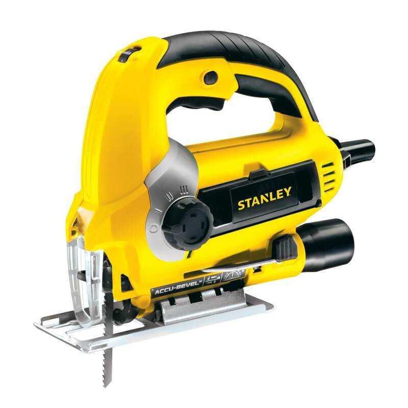 Sierra Caladora 600 Watts Stanley STSJ0600K