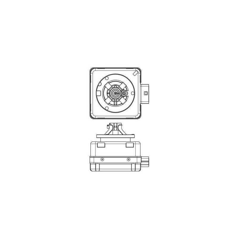 Ampolleta para Automóvil Foco Mayor 12V 35W D3S Xenón Osram 5766340