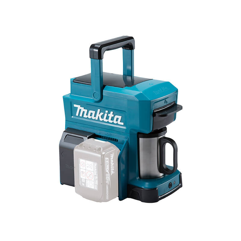 Cafetera Inalámbrica 18V (No incluye batería ni cargador) Makita DCM501Z