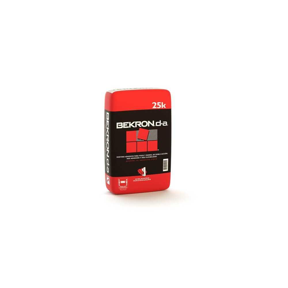 Adhesivo Cerámico en Polvo D.A 25 Kg. Bekron ADH-0007