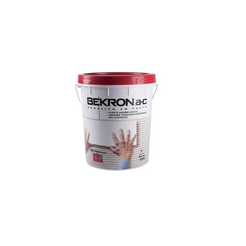 Adhesivo Cerámico en Pasta A.C 25 Kg Bekron ADH-0008