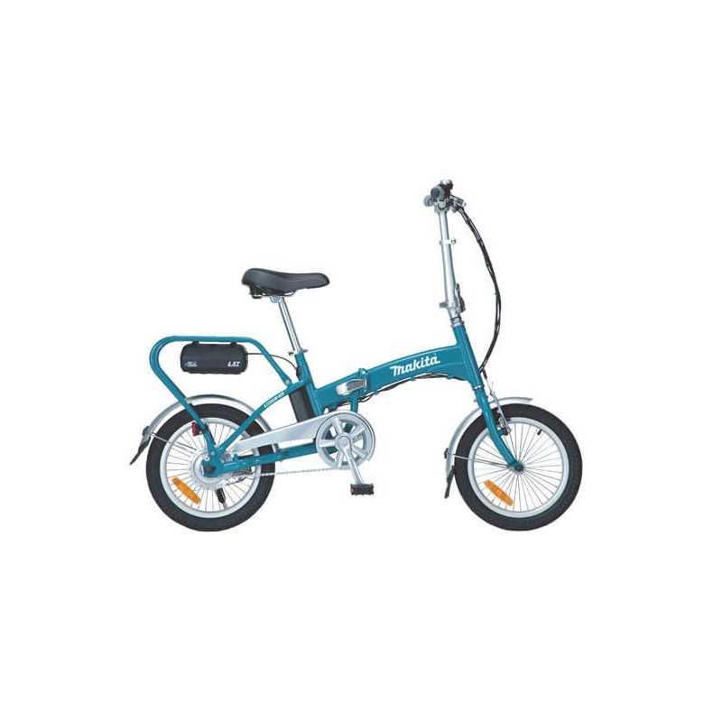Bicicleta Eléctrica Plegable Makita BBY180Z