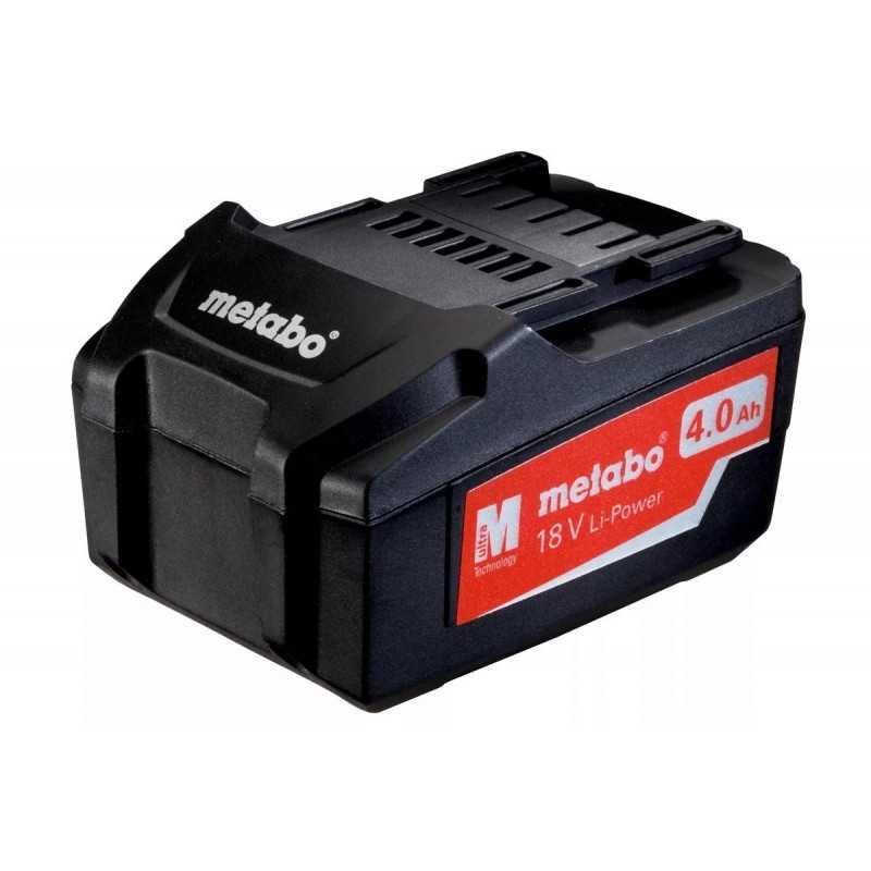 Batería 18V 4.0 Ah Metabo 625151000