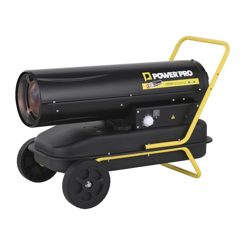 Turbo Calefactor Diesel 30KW DHT30R Power Pro 103010459