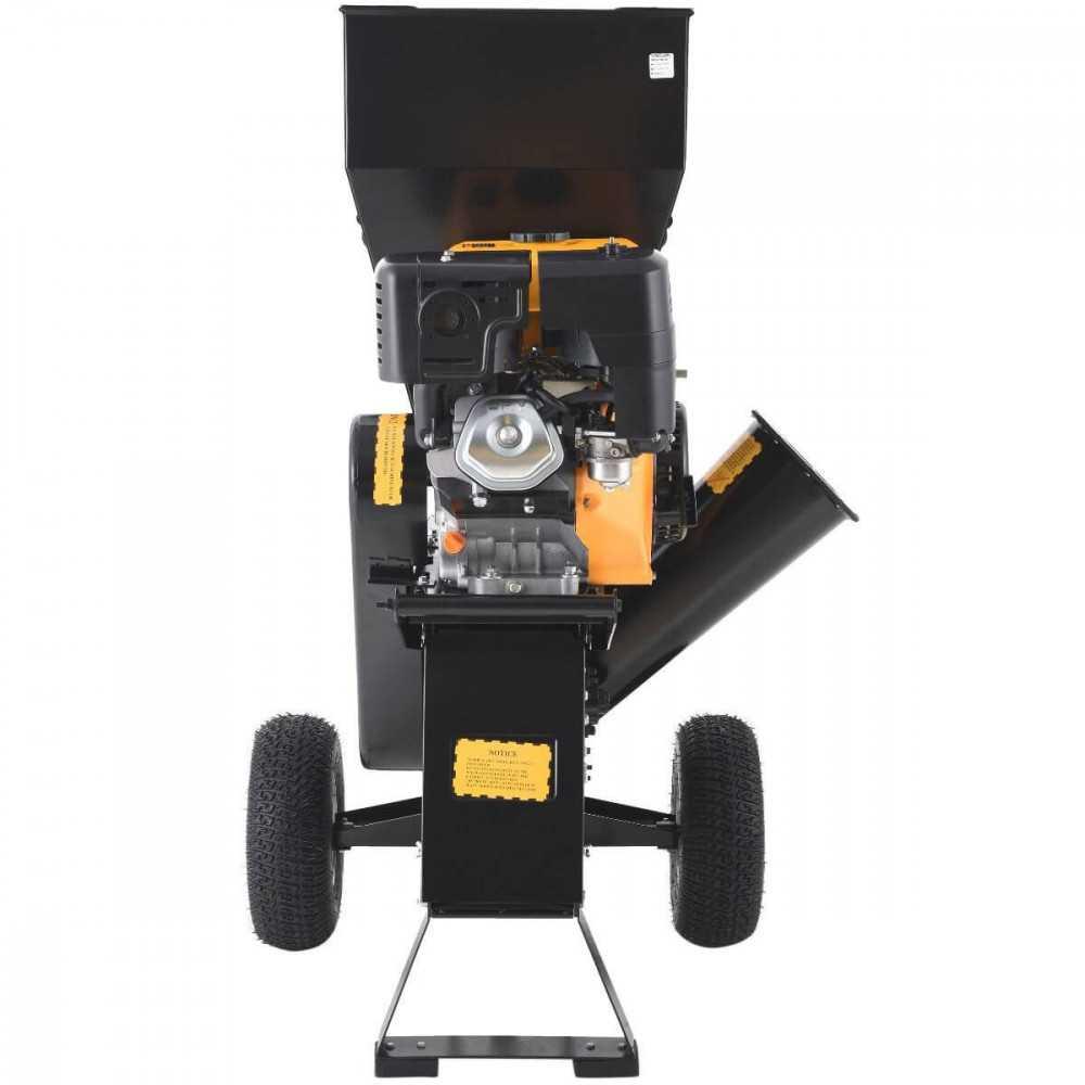 Chipeadora de Madera a Gasolina 13 HP TCK1300 Power Pro 300010131