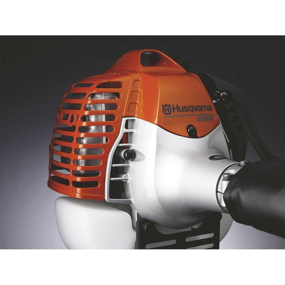 Desbrozadora  53.3 cc 3.8 HP 555 RXT Husqvarna 966 6290-01