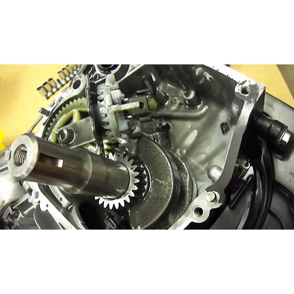 Motor a Gasolina 3.5 HP Intek Pro K-Way Briggs & Stratton 0831320154B1