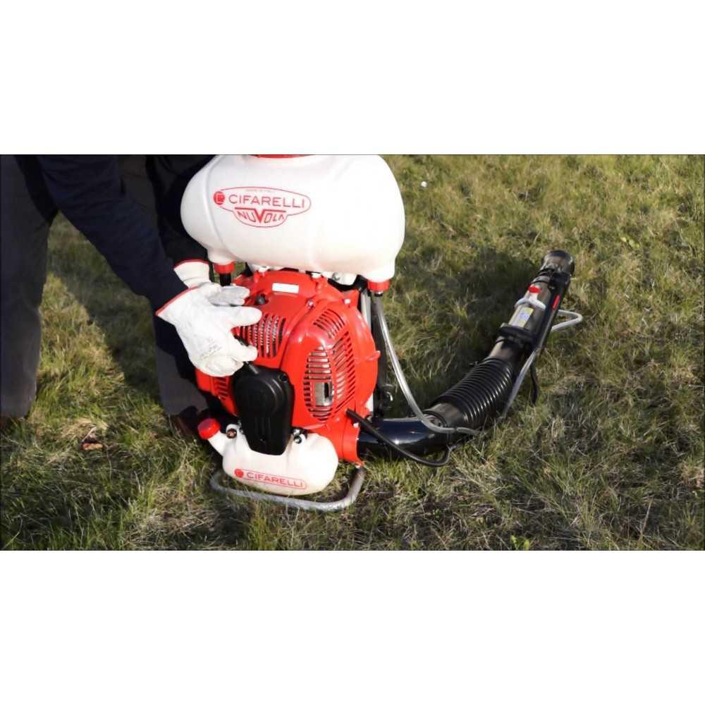 Pulverizador a Combustion  17L Cifarelli M1200