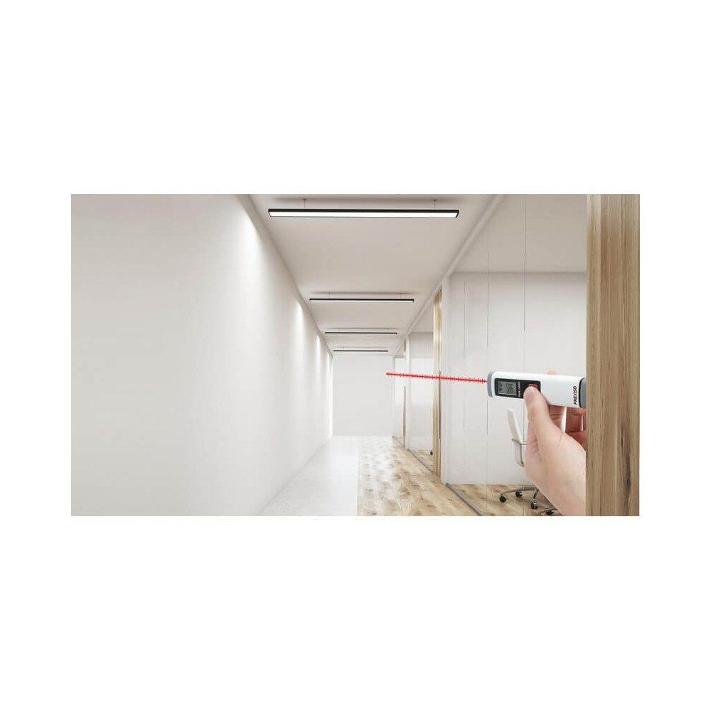Medidor de distancia LáserTipo Lápiz 15 M Prexiso M15
