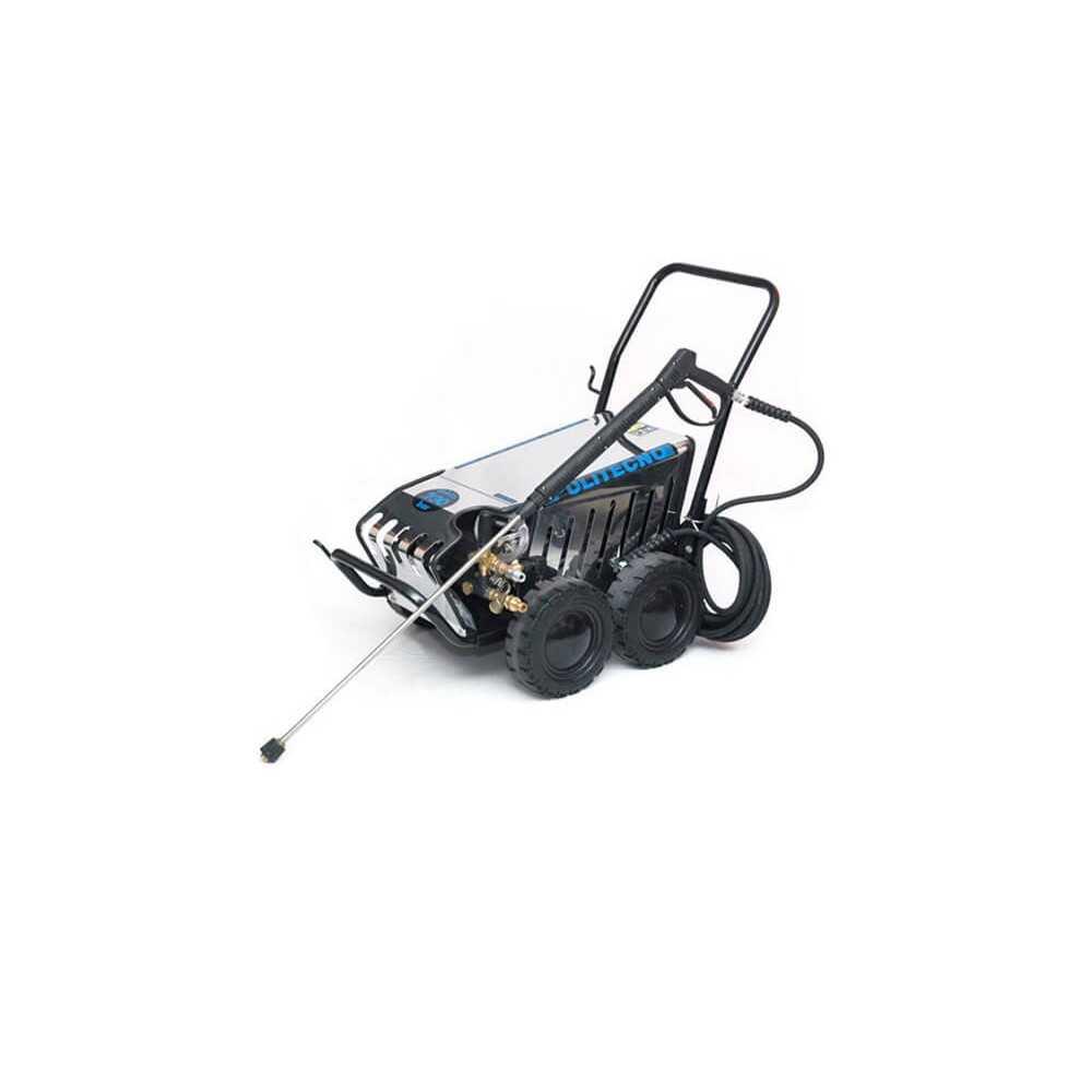 Hidrolavadora Agua fría MAXI 150.14 - 4 Kw Pulitecno 7023094500034