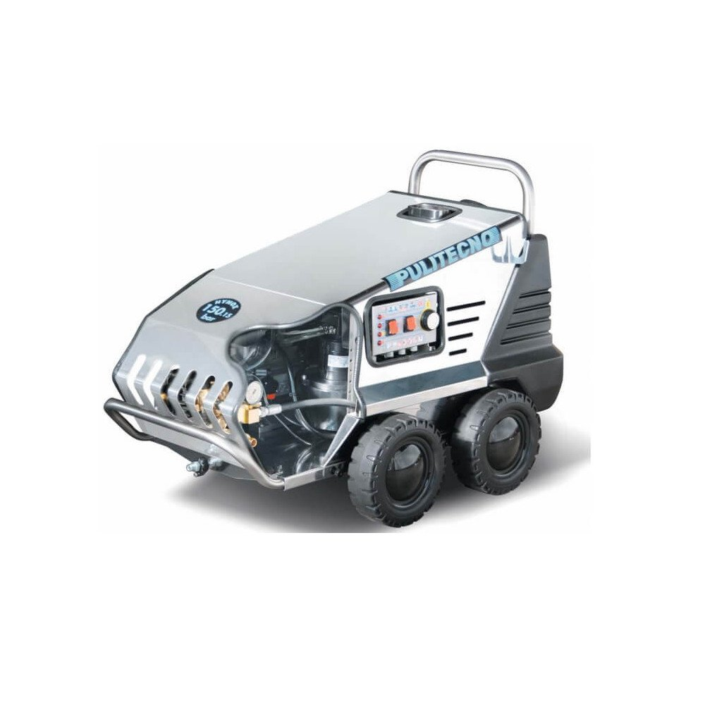Hidrolavadora Agua fría/caliente HYNOX 150.14 - 4.5 Kw Pulitecno 7023091160000