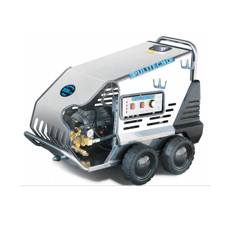 Hidrolavadora Agua fría/caliente HYNOX 200.21 - 8 Kw Pulitecno 7023091151000