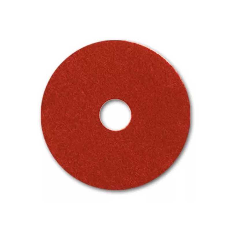 """PAD Rojo 17"""" para mantención caja 5 unidades Luster 7049016201165"""