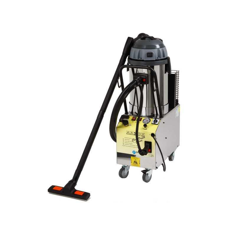 Aspiradora a Vapor Clean Junior 2600 Bieffe 7035000000090