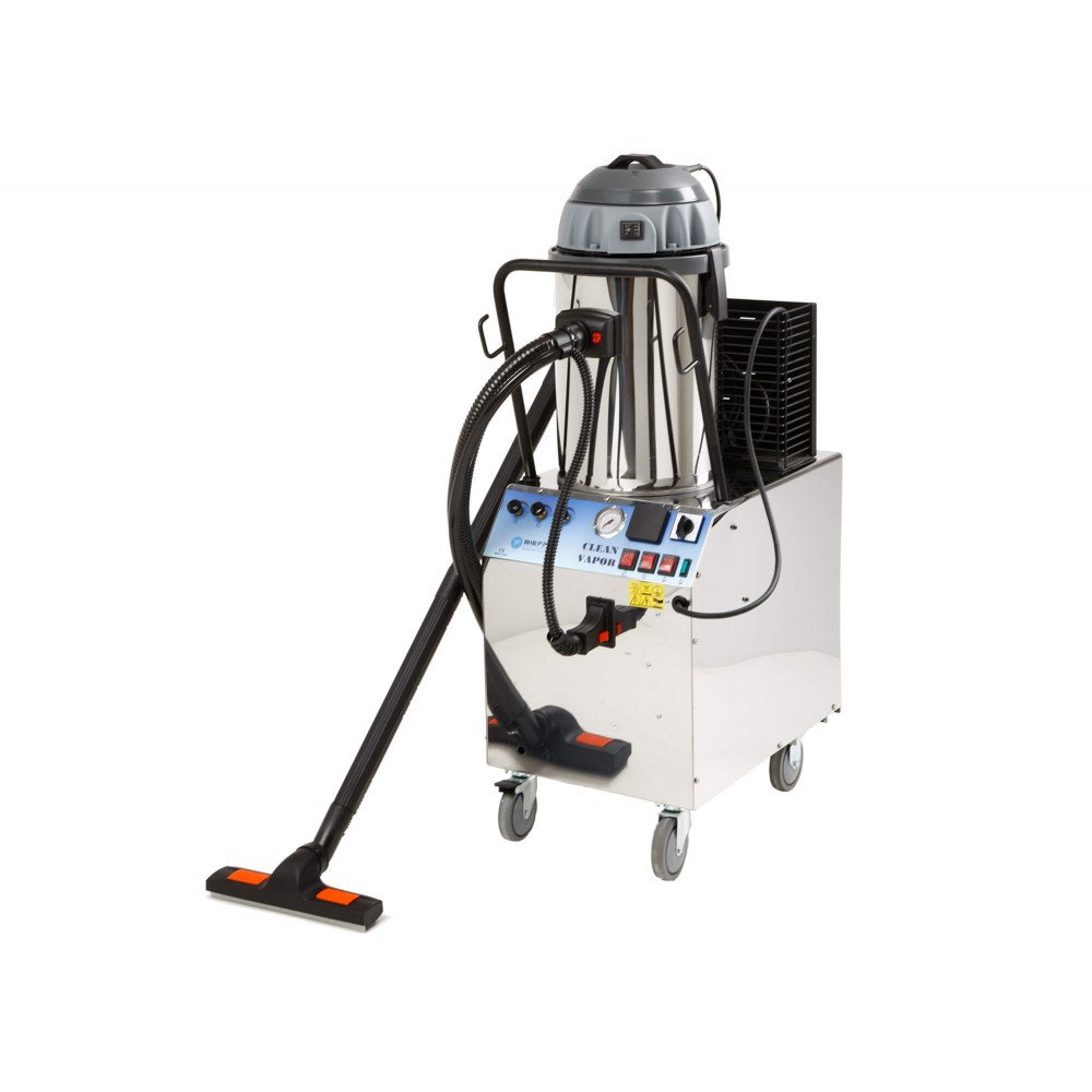 Aspiradora a Vapor Clean Junior 3000 Bieffe 7035001023090