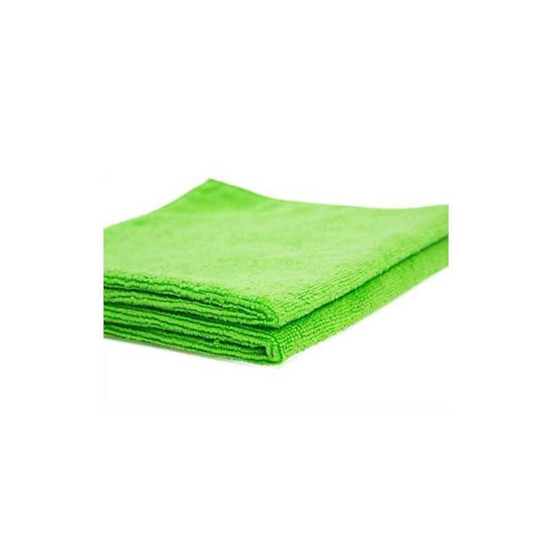 Paño Verde Microfibra MULTIUSO 40x40 caja 300 Pzs. Emaresa 7044000101816