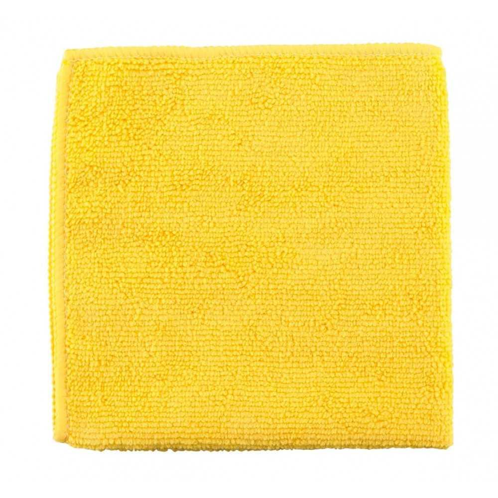 Paño Amarillo Microfibra MULTIUSO 40x40 caja 300 Pzs. Emaresa 7044000101818