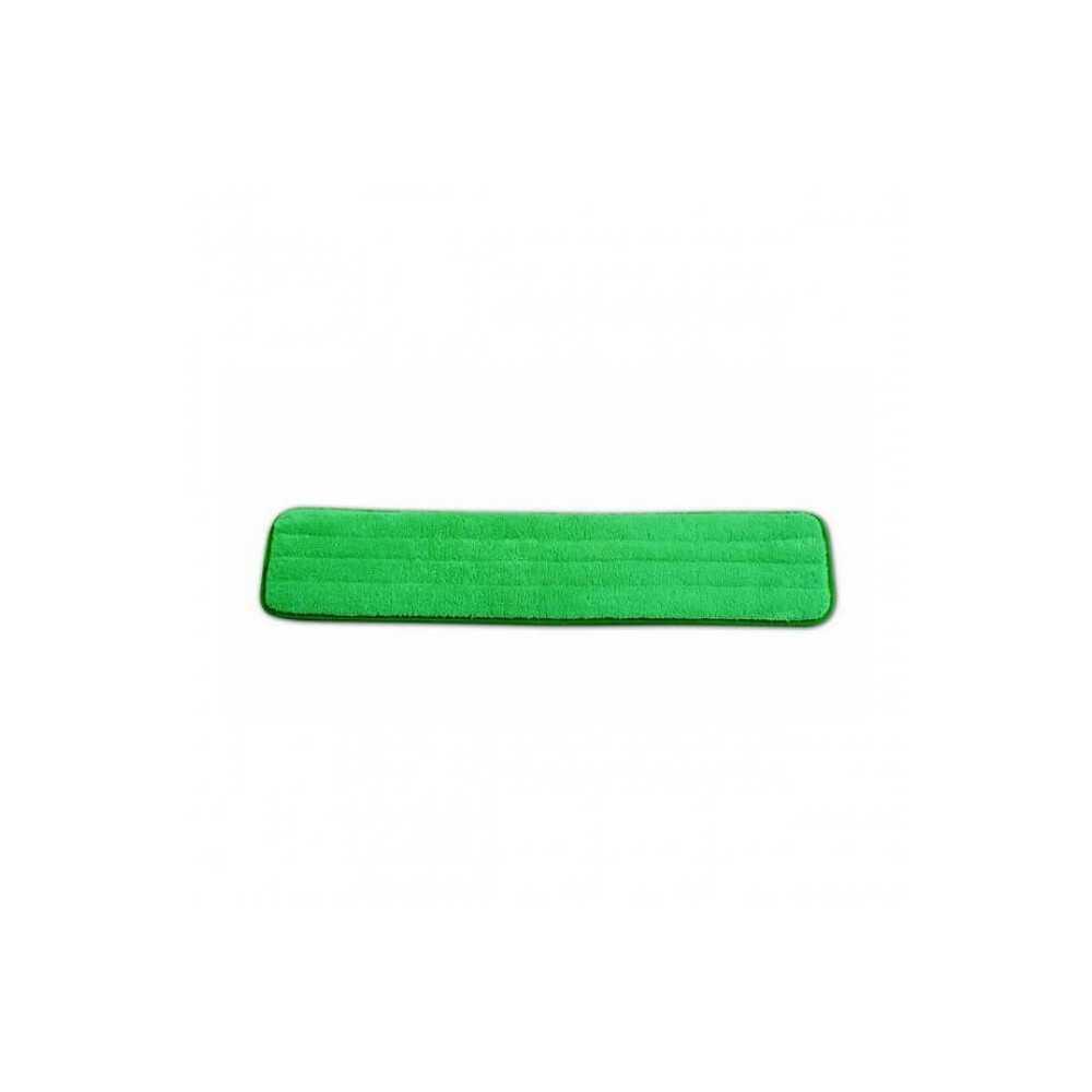 Mopa Microfibra Verde ULT. Velcro 60 cm caja 10 Und. Pongal 7044040112013