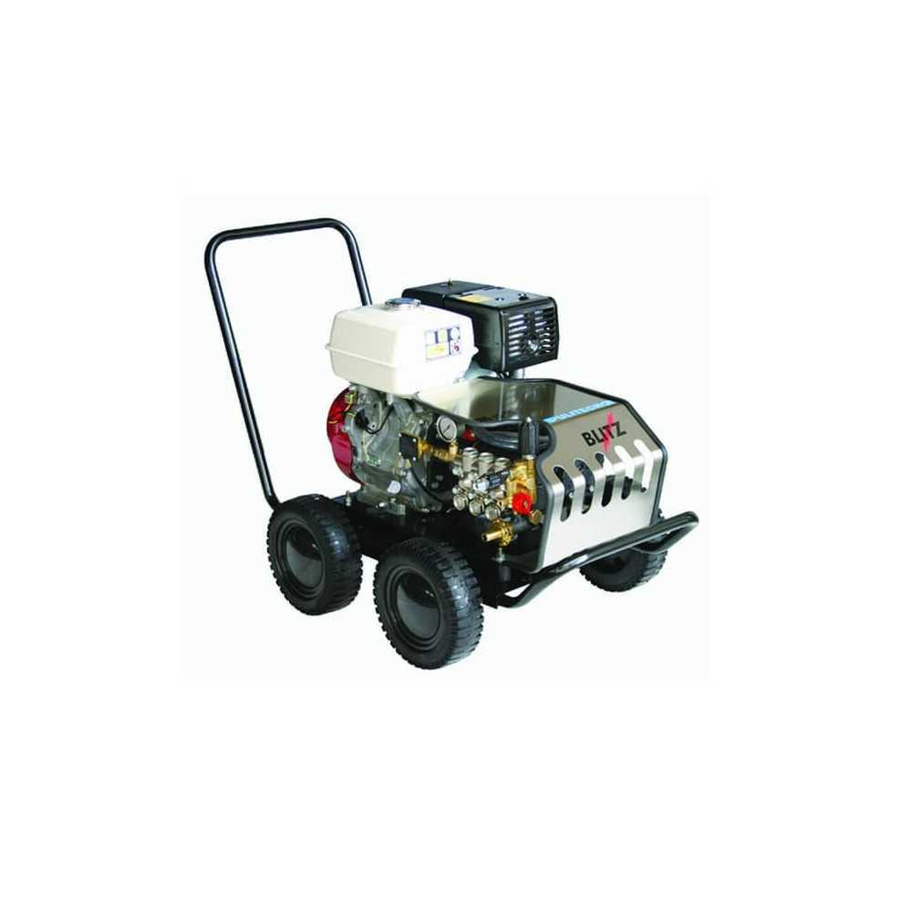 Hidrolavadora Autónoma Diesel BLITZ MAR 200.15 - 10HP Pulitecno 7023093100302
