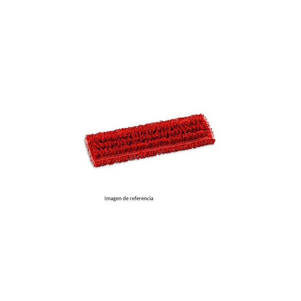 Mopa Microfibra Roja ULT. Velcro 40cm - caja 10 Und. Pongal 7044013112011
