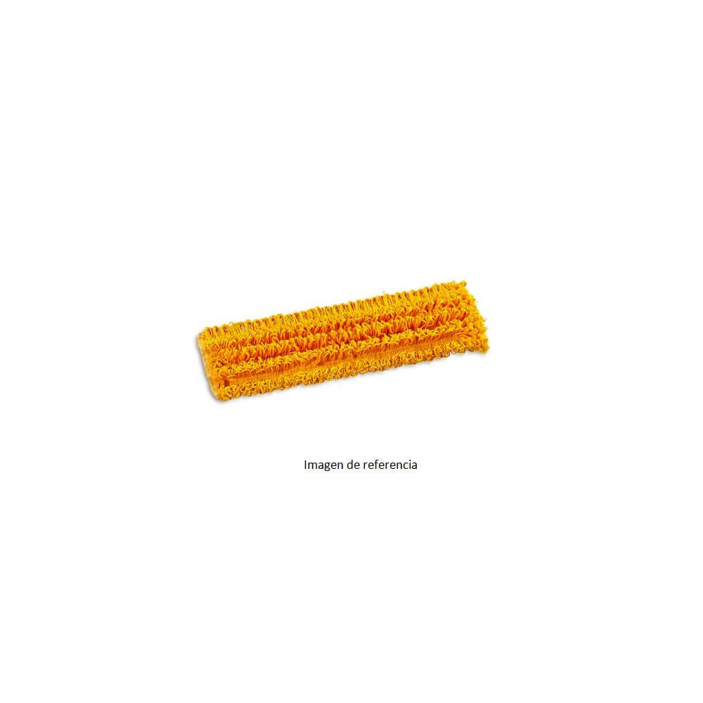 Mopa Microfibra Amarilla ULT. Velcro 60cm - caja 10 Und. Pongal 7044050112013