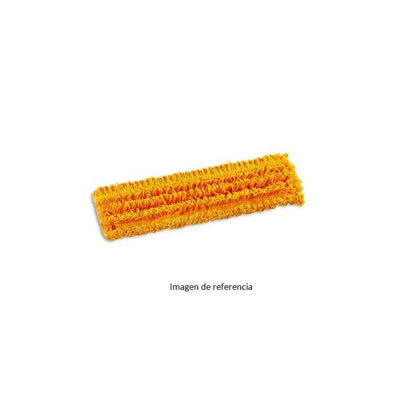 Mopa Microfibra Amarilla ULT. Velcro 40cm - caja 10 Und. Pongal 7044010211201