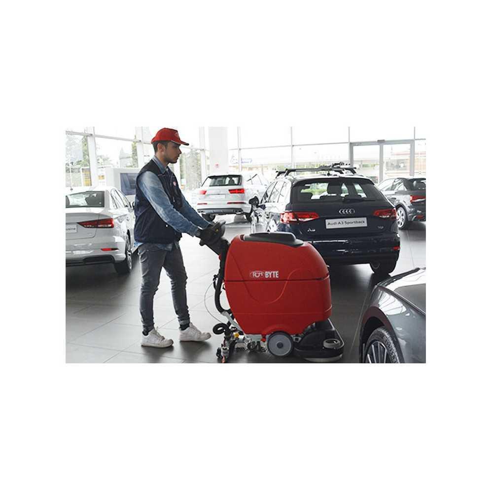Vacuolavadora Hombre Caminando BYTE II 612 24V RCM 7010000000206