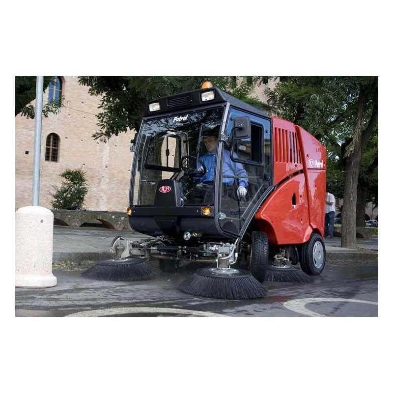 Barredora Vial Patrol 34 HP DIESEL RCM 7010000340024
