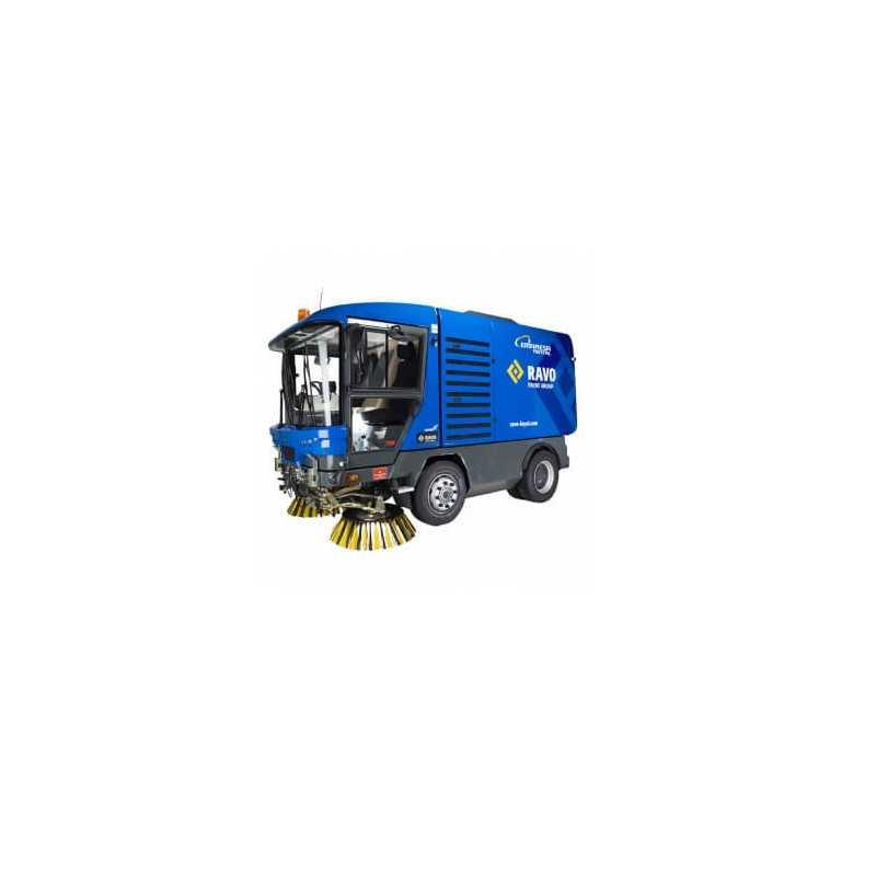 Barredora Vial 141 HP DIESEL Ravo 7032000005403