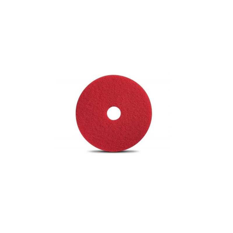 """PAD ROJO 13"""" para Mantención de Pisos (CJA 5 und) Luster 7049016201157"""