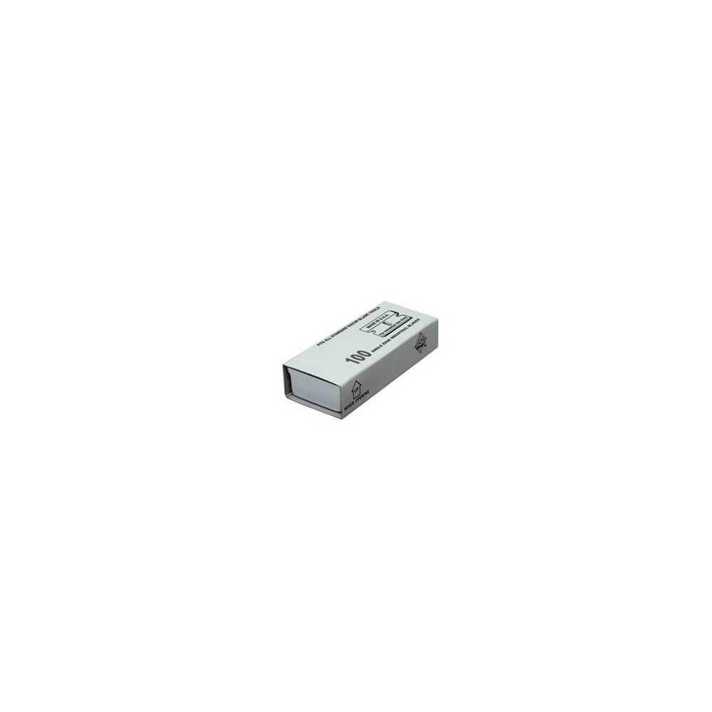 """Cuchillos 1.5"""" Caja de 100 unidades IPC Pulex 7022000000000"""