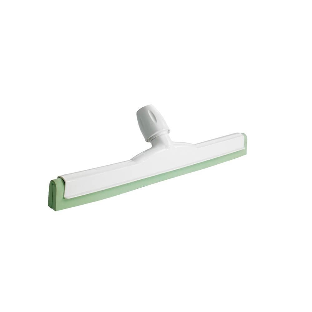 Seca Pisos 55 cm Goma Verde Ultra Higiene Base Blanca 10 und Moerman 7041000066553