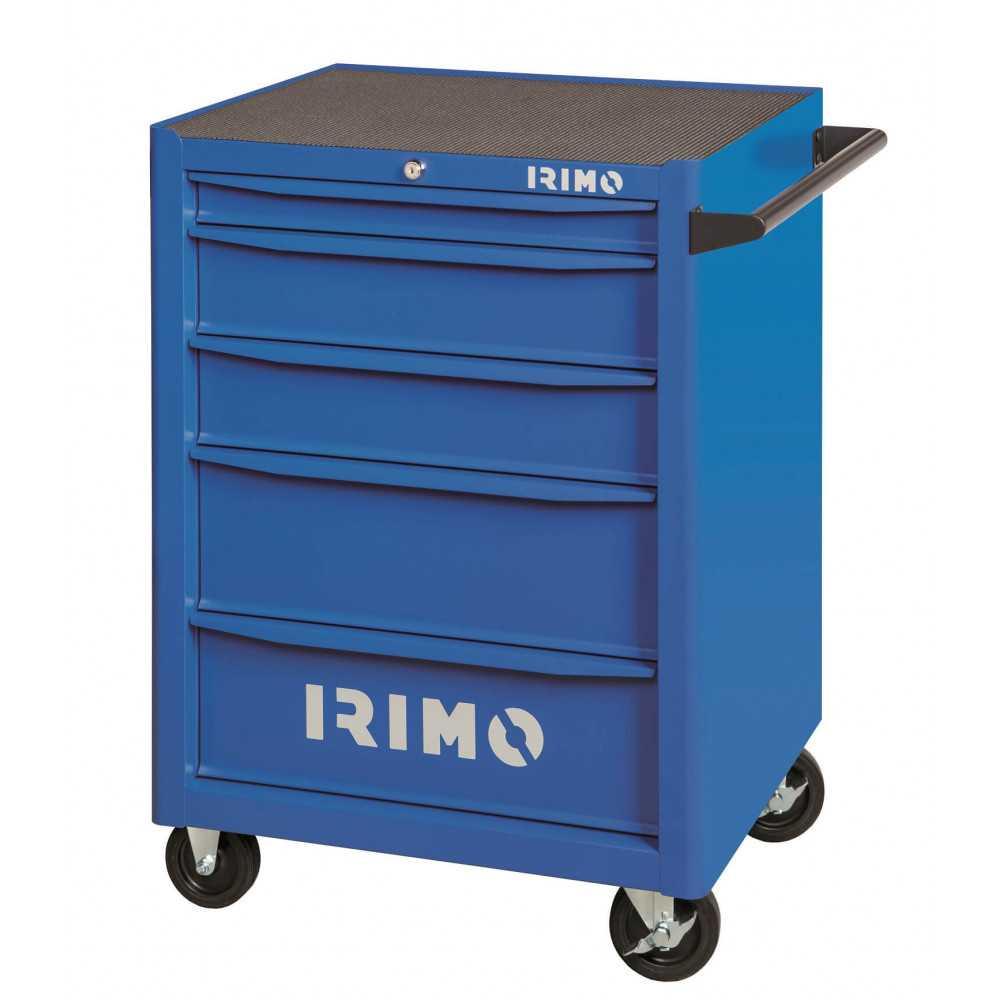 Carro Porta herramientas 5 cajones Irimo 9066K5